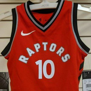 Nike NBA Toronto Raptors DeMar DeRozan #10 Toddler